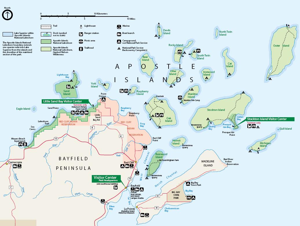 apostle islands map adriftskateshop