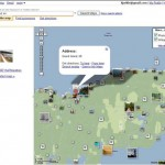 Visual Map Search Results