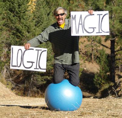 Jon Turk Photo Logic vs Magic