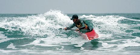 Waterfield Surf Kayaks