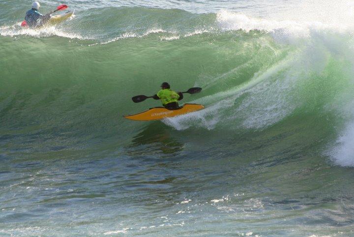 Geoff Jennings HP Surfing the Lane in Santa Cruz