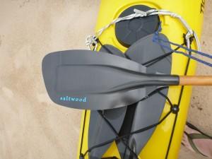 Saltwood Reggie Kayak Paddle Review