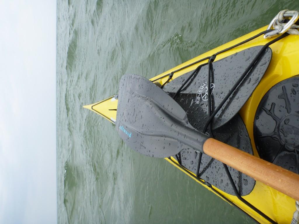 Saltwood Reggie Kayak Paddle 200cm Straight shaft.