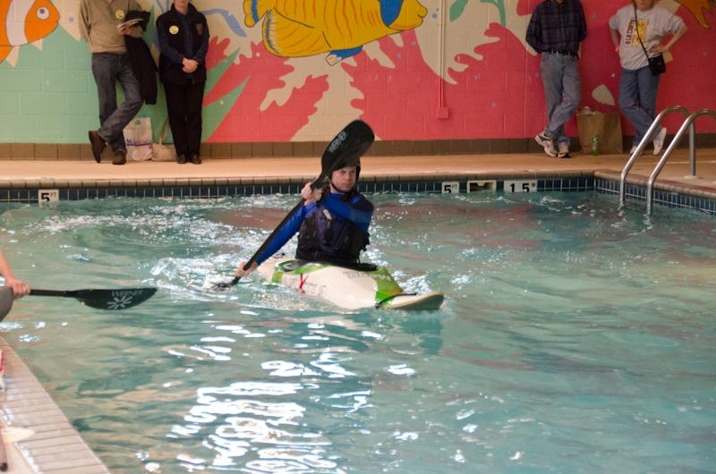 Power Stroke Kayak