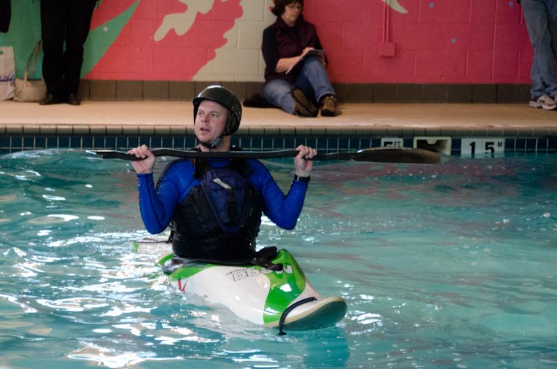 Kayak Pool Sessions Go Kayak Now
